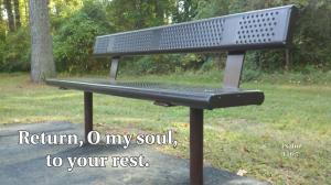 Return O My Soul to your rest