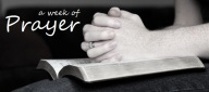 Image result for Week of Prayer for our Community