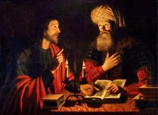 Image result for John 3:1-17